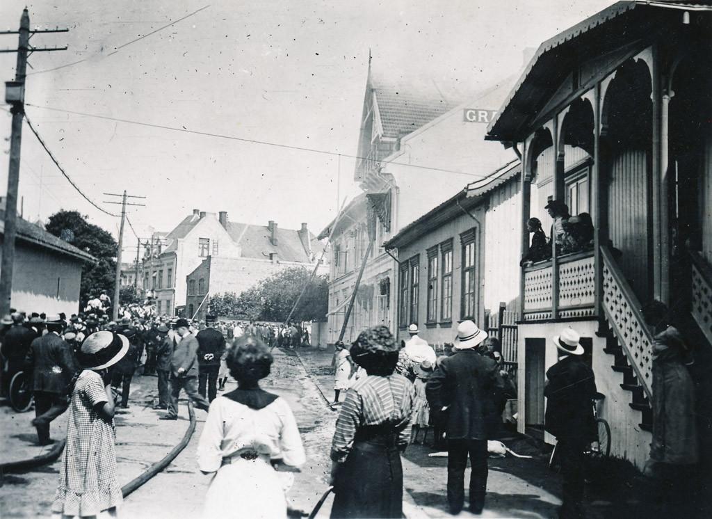 Bilde av Grand Hotel i Skolegata