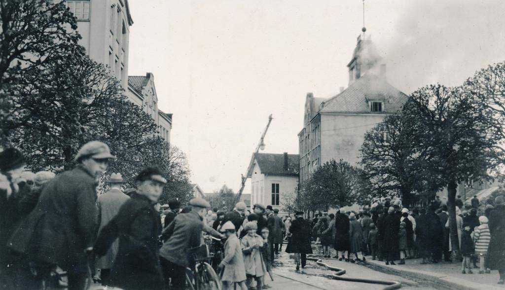 Bilde av Kirkegata