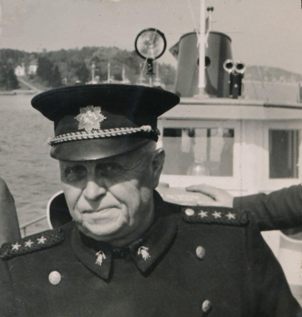 Bilde av Brannsjefen