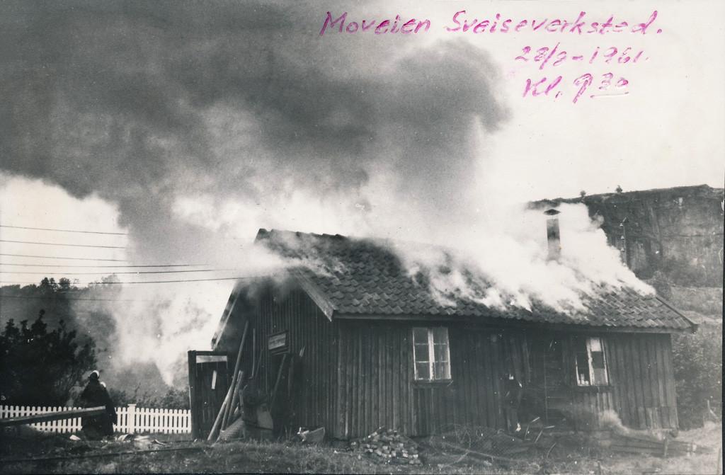 Bilde av Moveien Sveiseverksted