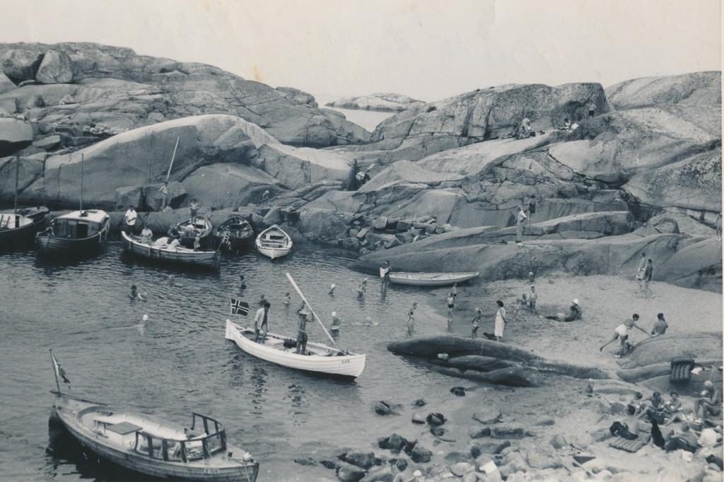 Bilde av Båtliv på Svenner