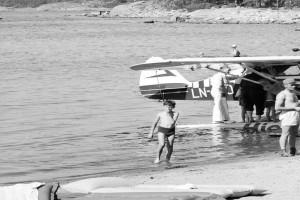 Bilde av Bading og båtliv