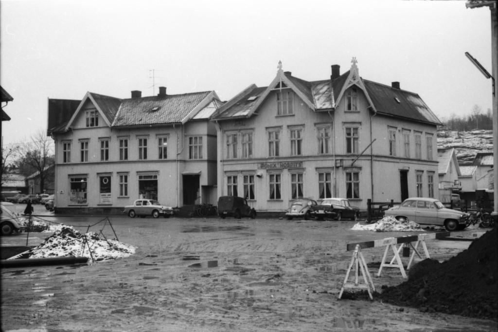 Bilde av Branntilløp på værelse Fønix Hospits
