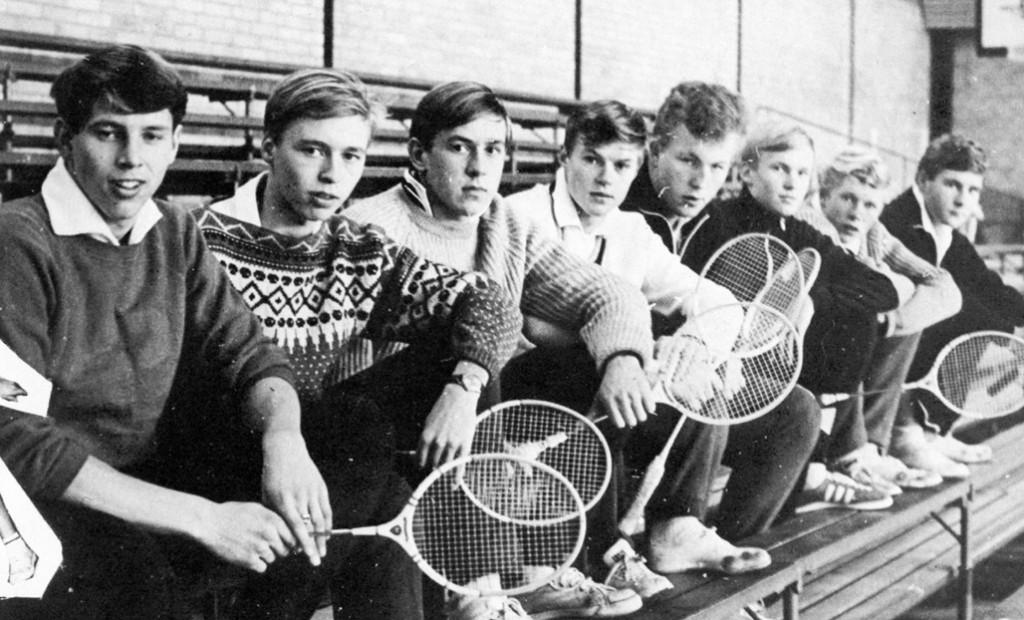 Bilde av Juniortroppen NM 1968