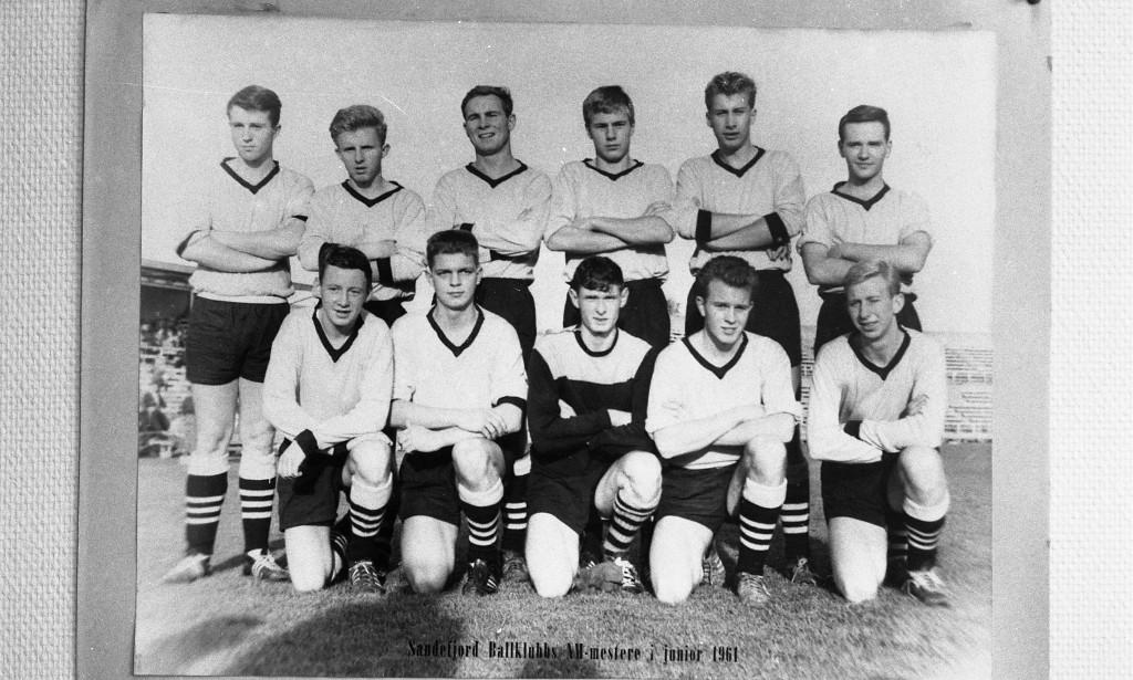Bilde av NM Junior 1961