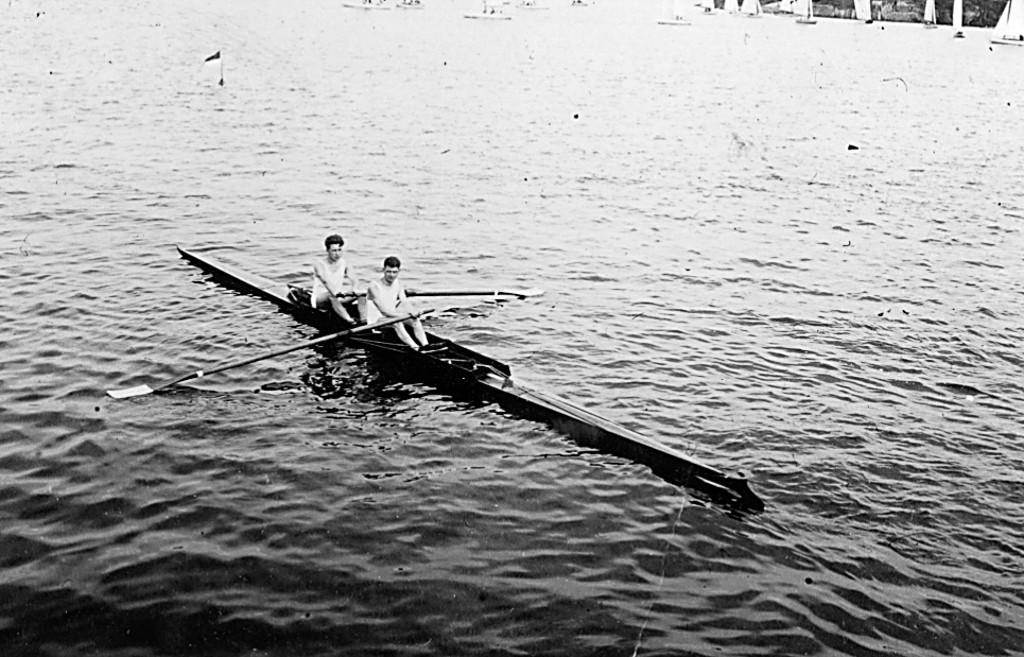 Bilde av Høstregatta 1930