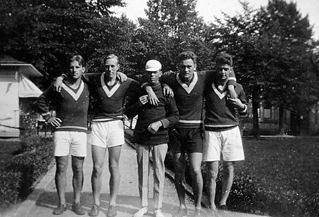 Bilde av Drammen 30.8.1931