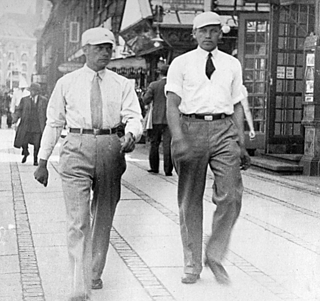 Bilde av København 1934