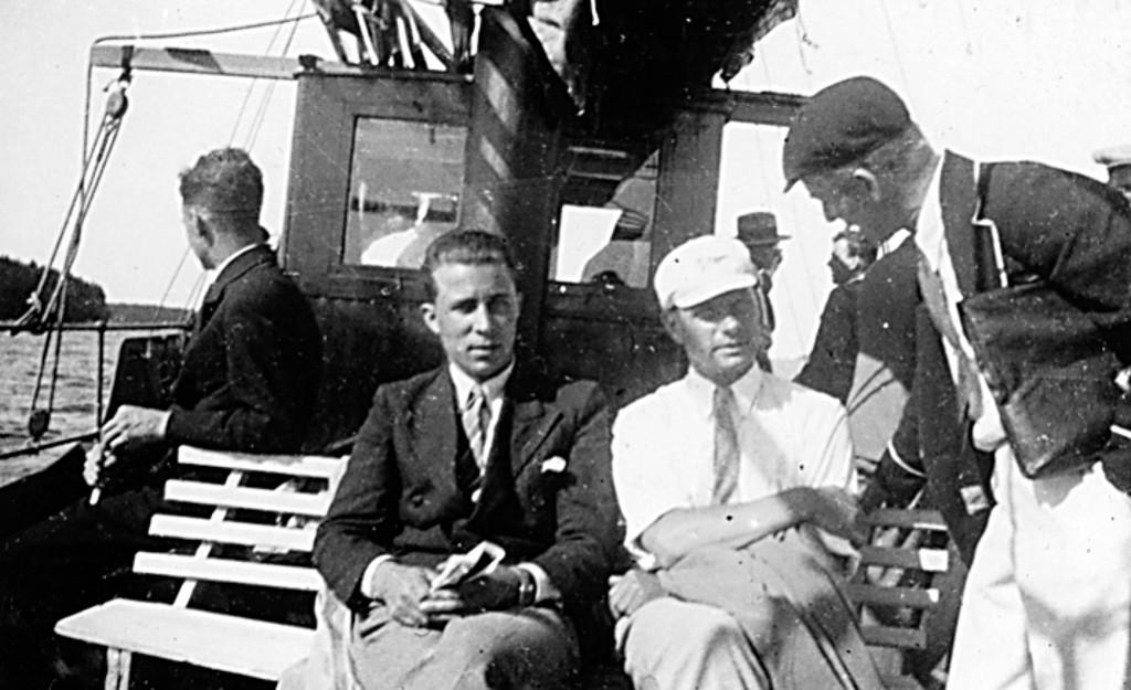 Bilde av Tønsberg 25.6.1933