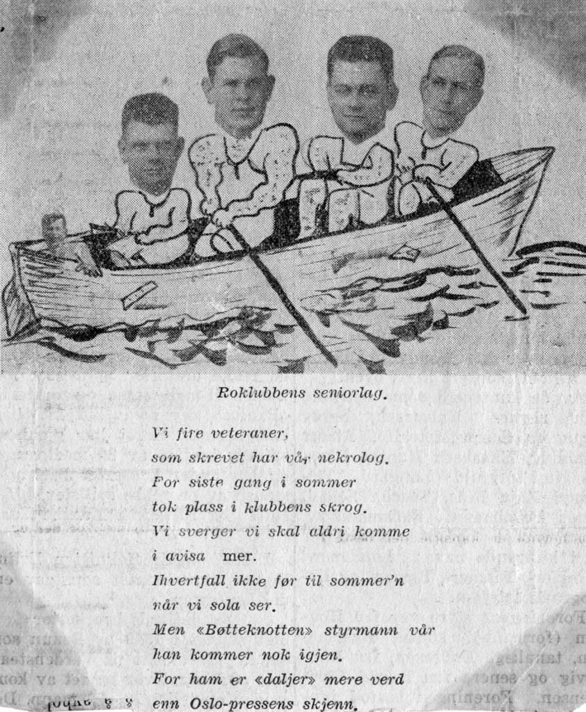 Bilde av Julens sportsrevy 1934.