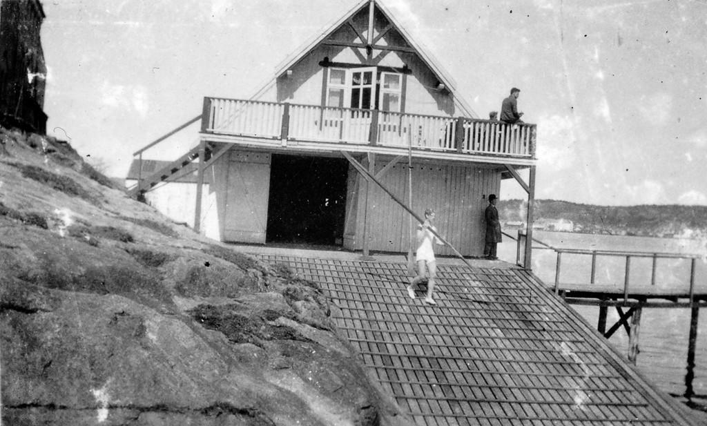 Bilde av Klubbhuset på Stub.
