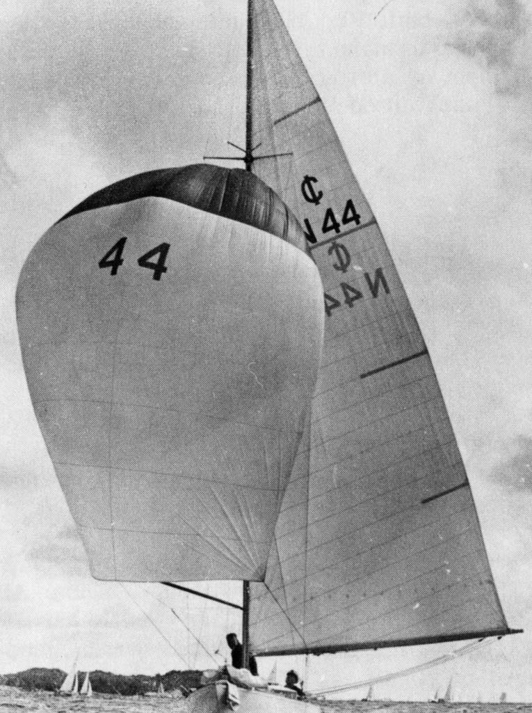Bilde av IOD seilbåt