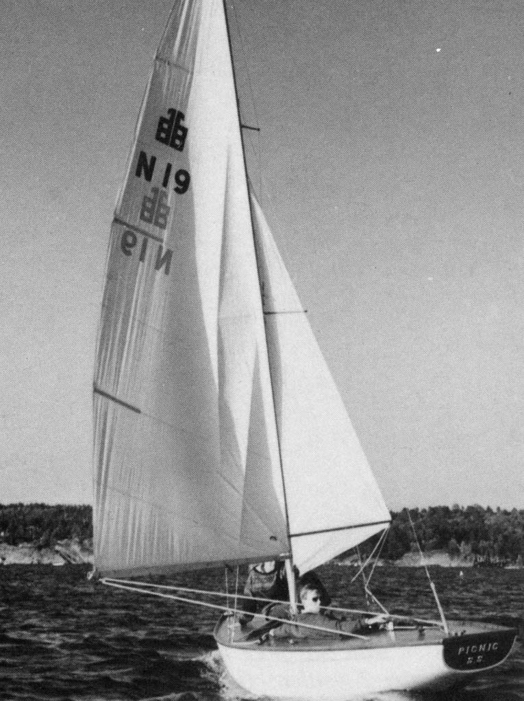 Bilde av BB11 nr 19 - Arne Tveitan