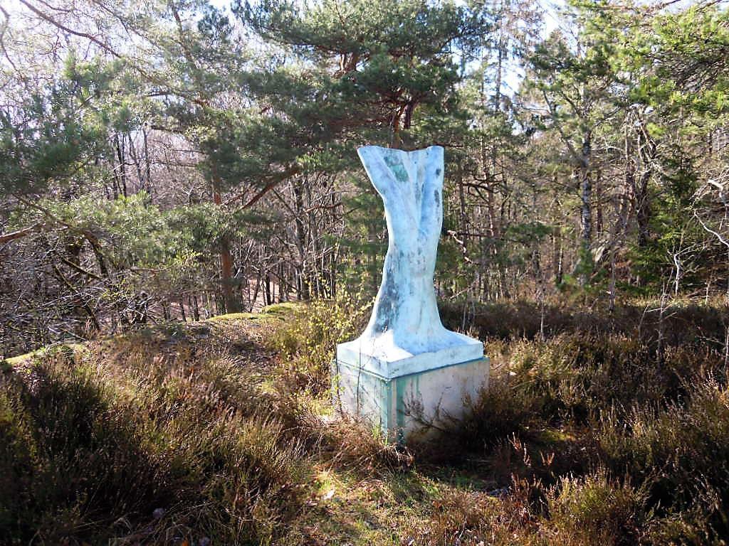 Bilde av Skulptur Midtåsen.