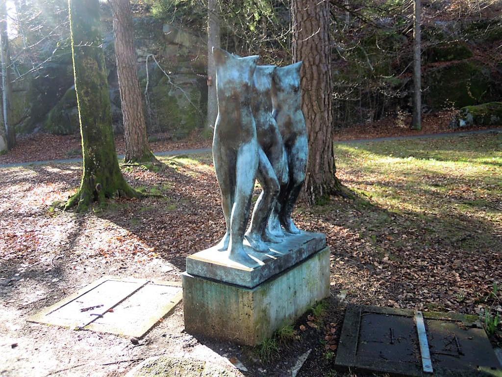 Bilde av Skulpturer Midtåsen.