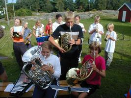 Bilde av Orkester-korps-band