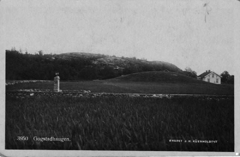 Bilde av Gogstadhauen 4.