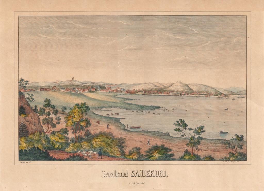 Bilde av Sandefjord Bad - Kurbadet.