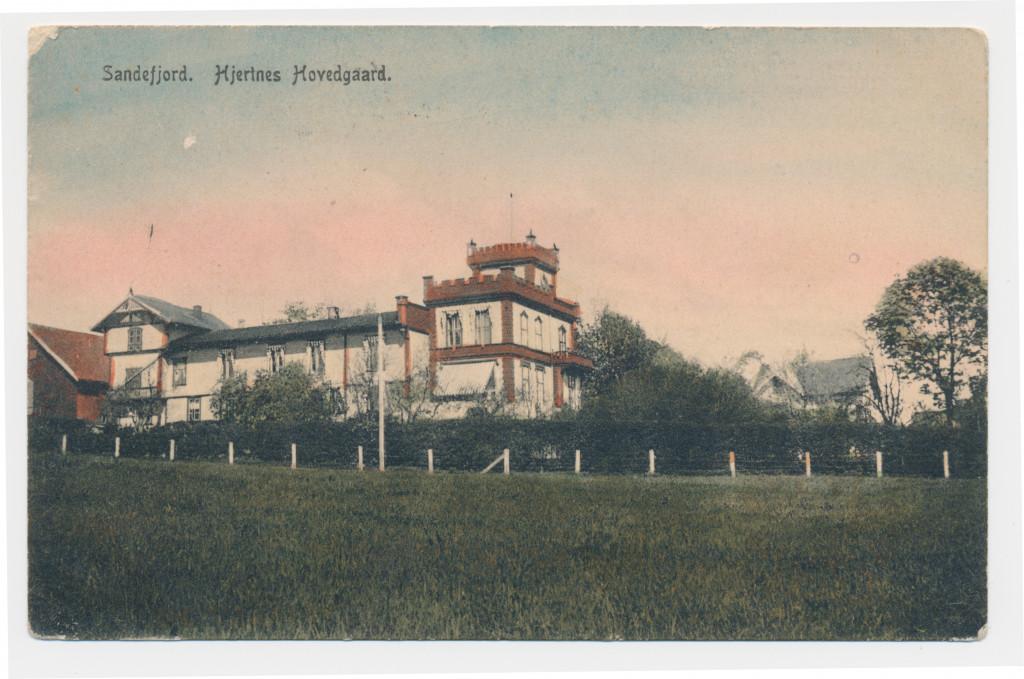 Bilde av Hjertnes  Hovedgård
