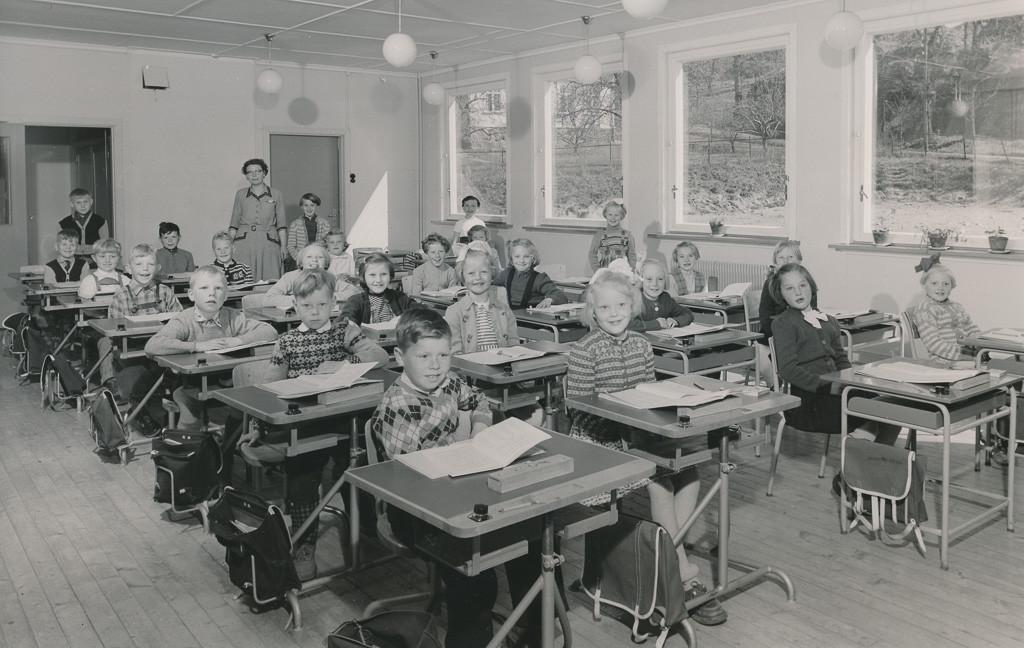 Bilde av 1955 klasse 2