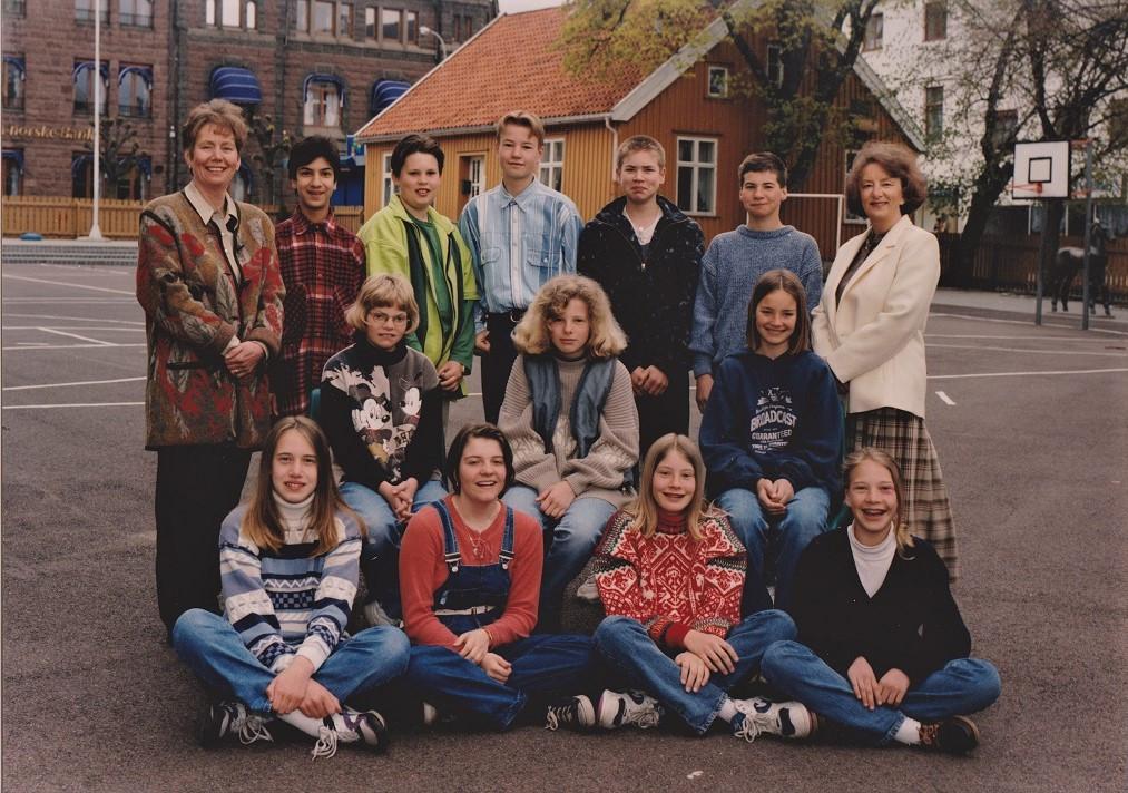 Bilde av 1995  6. klasse ?