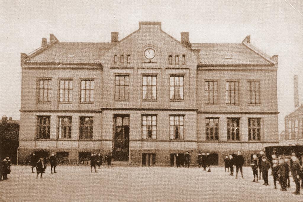 Bilde av Byskolen