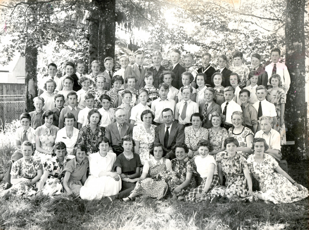 Bilde av Klasse 1953
