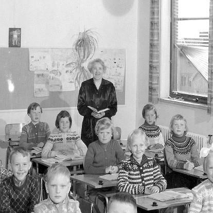 Bilde av Klasse 1954