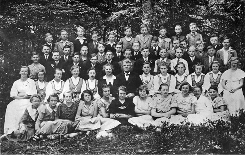 Bilde av Klasse 1936