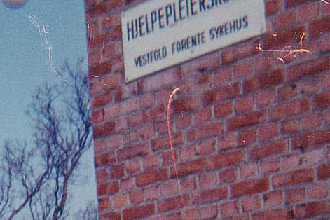 Bilde av Hjelpepleierskolen