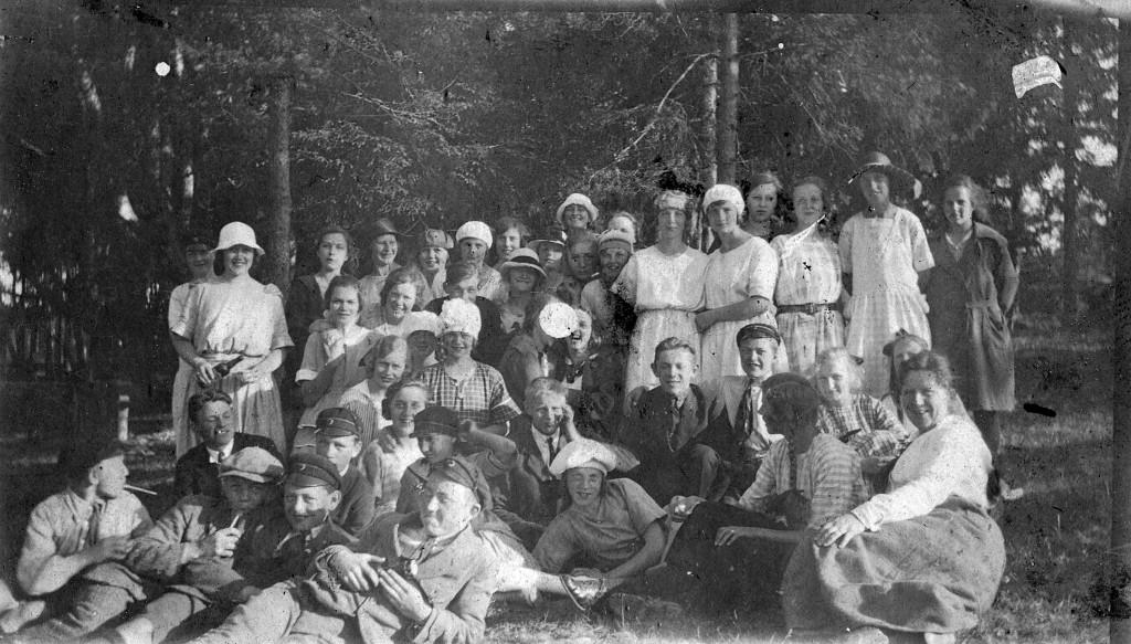 Bilde av Klasse 1922
