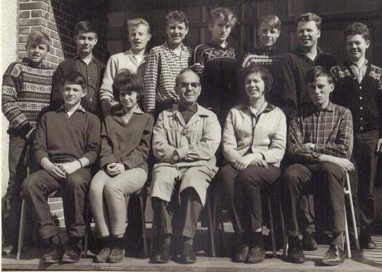 Bilde av Snekker I og II 1963 - 1964