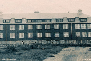 Bilde av Sande skole