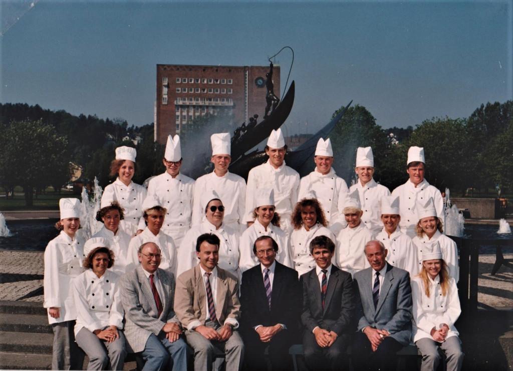 Bilde av Kokk 1990