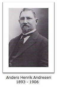 Bilde av Rektor 1893-1906