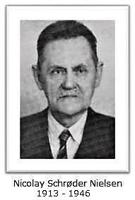 Bilde av Rektor 1913 - 1946