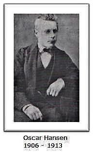 Bilde av Rektor 1906 - 1913