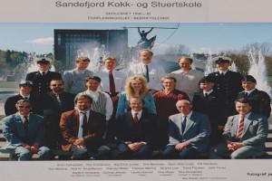 Bilde av Klassebilder Forpleinings sjefer