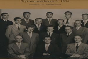 Bilde av Klassebilder styrmenn