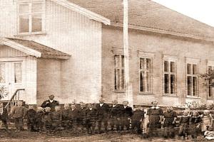 Bilde av Vaggestad skole