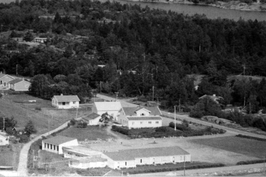 Bilde av Vesterøy skole