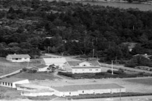 Bilde av Vesterøy skole (tidl. Buer skole)