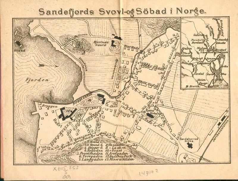 Bilde av Sandefjords Svovl- og Søbad i Norge