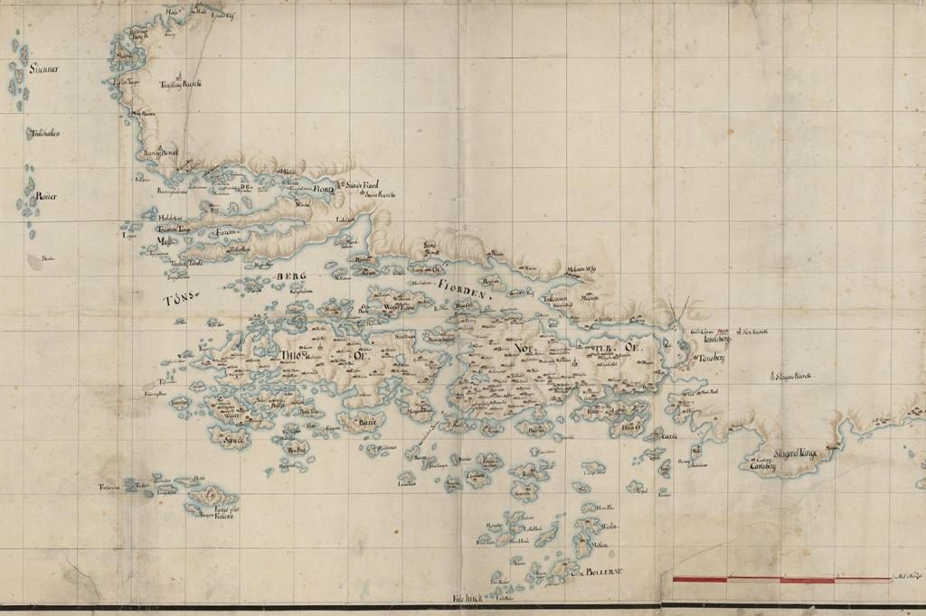Bilde av Sandefjordsfjorden 1902