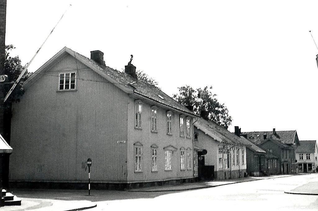 Bilde av Mellom Rådhusgata og Torggata - Dronningensgate 5