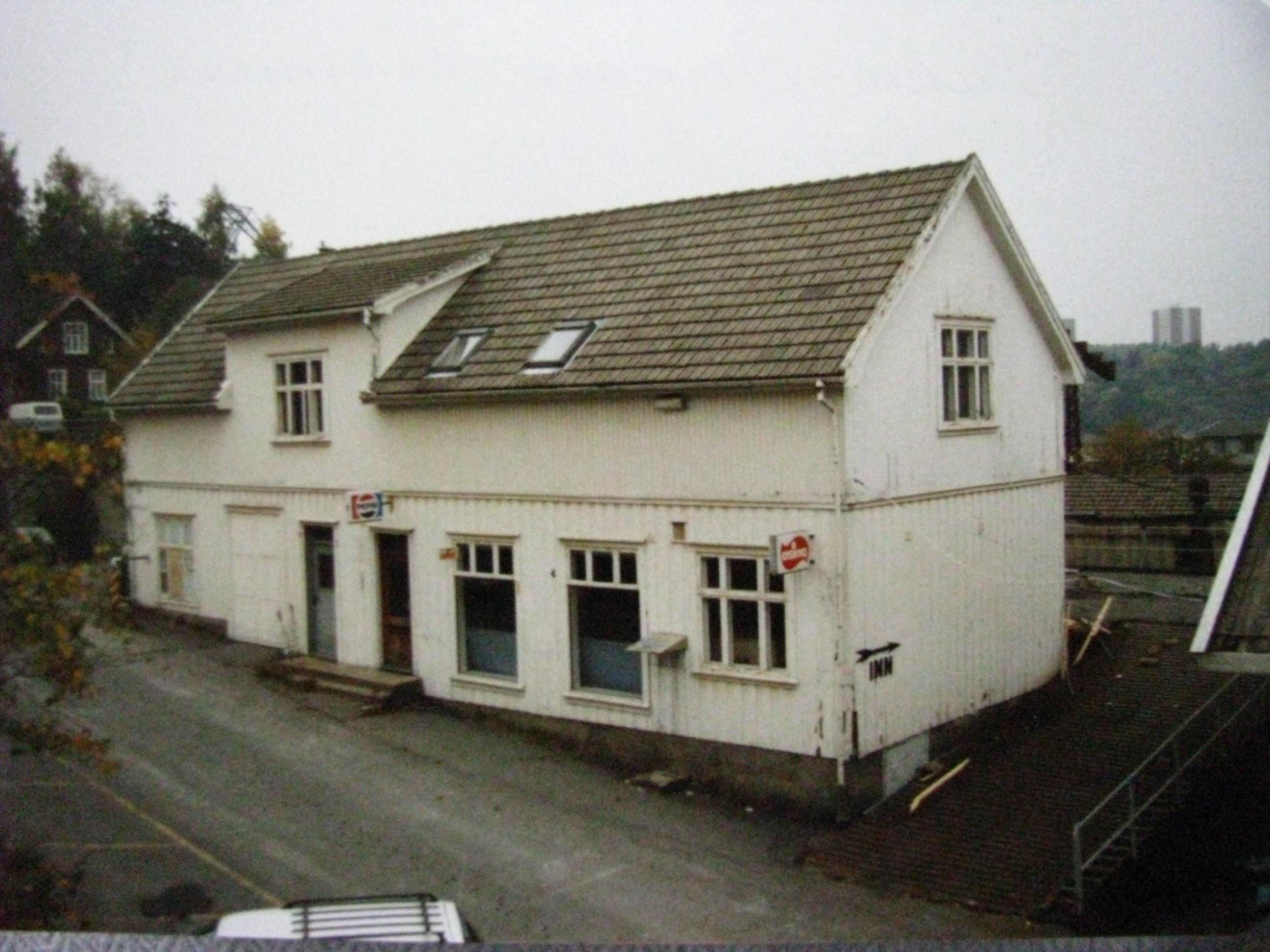 Bilde av Bergans butikk ved Framnæs mek.