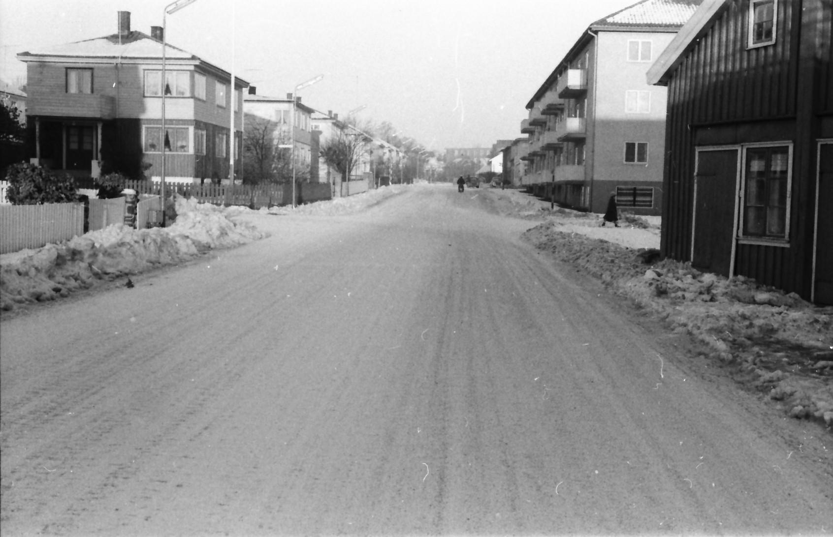 Bilde av Høsts gate