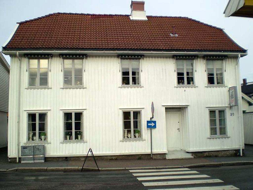 Bilde av Leif Aasens Elektro i Kongens gate 39