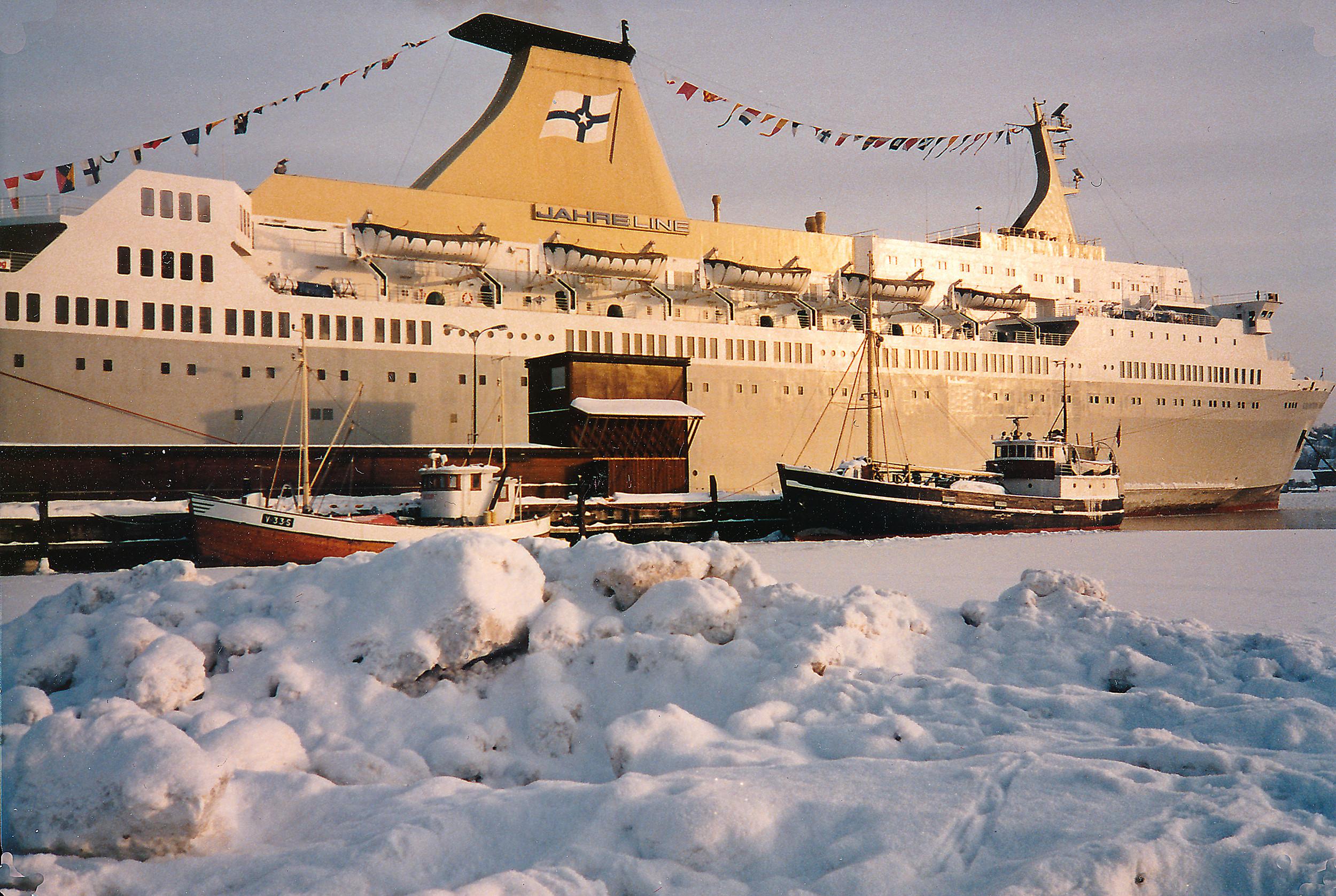 Bilde av M/S Kronprins Harald