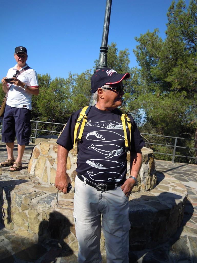 Bilde av Reiselederen vår.